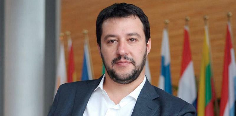 Matteo Salvini. Photo: matteoslavini.it